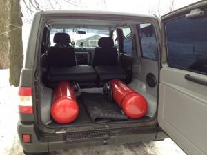 Продажа ГБО (газового оборудования) на автомобиль в Воронеже